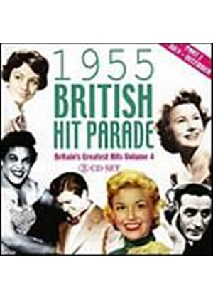 Various Artists - The 1955 British Hit Parade - Part 2: July - December (Music CD)