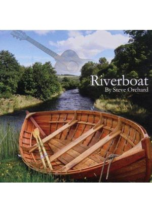 Steve Orchard - Riverboat (Music CD)