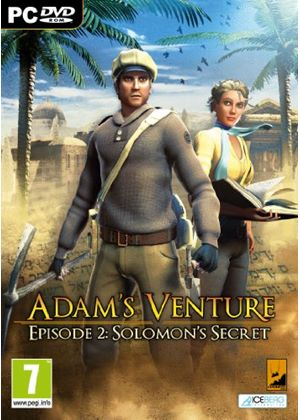 Adam's Venture 2: Solomon's Secret (PC DVD)