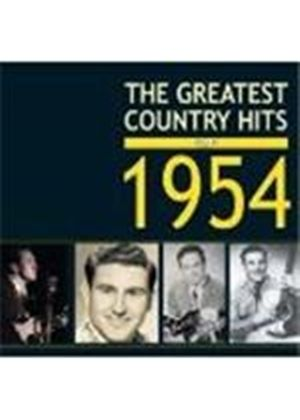 Various Artists - Greatest Country Hits Of 1954 (Music CD)