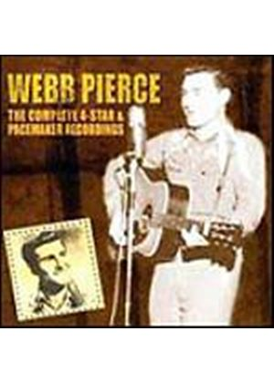 Webb Pierce - The Complete 4 Star And Pacemaker Recordings (Music CD)