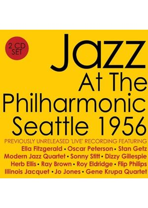 Various Artists - Jazz at the Philharmonic (Seattle 1956 ) (Music CD)