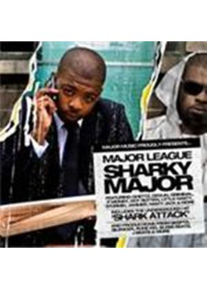 Sharky Major - Major League (Music CD)