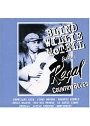 Blind Willie McTell - The Regal Country Blues (Music CD)