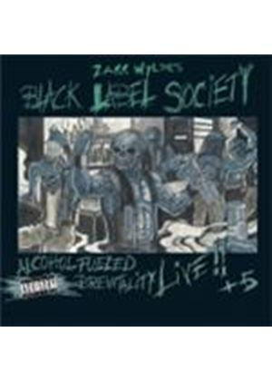 Black Label Society - Alcohol Fueled Brewtality (Live + 5/Parental Advisory) [PA] (Music CD)