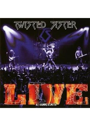 Twisted Sister - Live at Hammersmith (Live Recording) (Music CD)