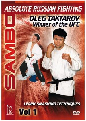 Sambo - Absolute Russian Fighting