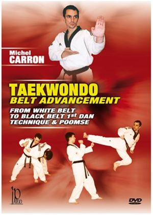 Taekwondo - Belt Advancement