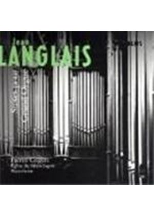 Langlais: Suites for Organ