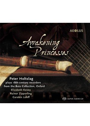 Awakening Princesses (Music CD)