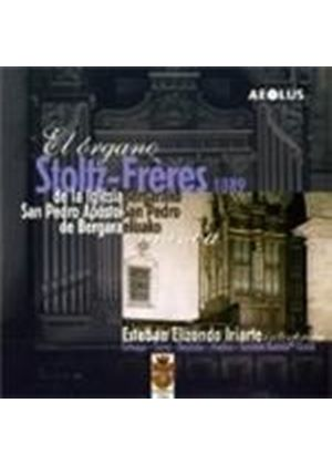 (The) Stoltz-Freres Organ at San Pedro Apostol