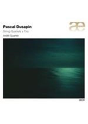 Dusapin: String Quartets Nos 1 - 5; Trio (Music CD)