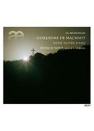 Machaut: Messe de Nostre Dame (Music CD)