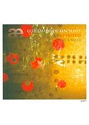 Guillaume de Machaut: Les Motets (Music CD)