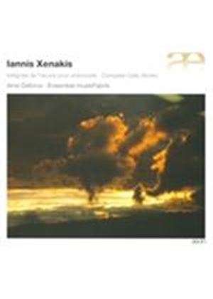 Xenakis: Complete Cello Works (Music CD)