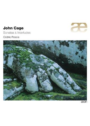 John Cage: Sonatas & Interludes (Music CD)