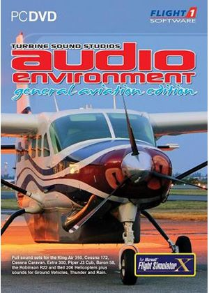Audio Environment - General Aviation Edition (PC DVD)