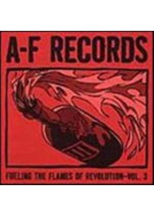 Various Artists - Fueling The Flames Of Revolution (Music CD)