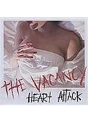 Vacancy - Heart Attack (Music Cd)