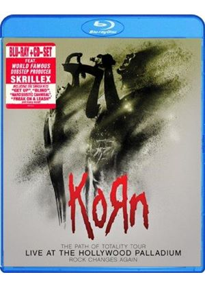 Korn - Live at the Hollywood Palladium (Live Recording) (Music CD)