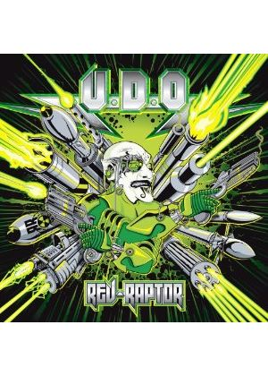 U.D.O. - Rev-Raptor (Fan Box Set) (Music CD)