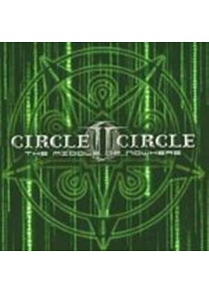 Circle II Circle - Middle Of Nowhere (Music CD)
