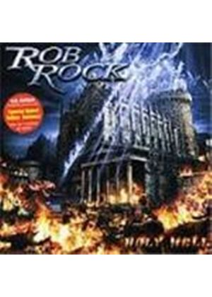 Rob Rock - Holy Hell (Music Cd)