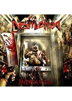 Destruction - Inventor Of Evil (Music CD)