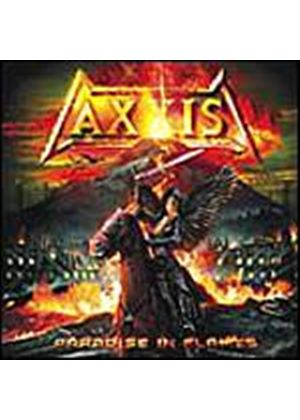 Axxis - Paradise In Flames (Music CD)