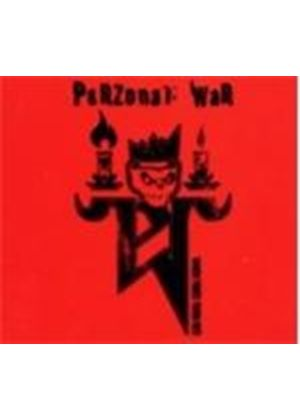Perzonel War - When Time Turns Red (Music Cd)