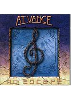 At Vance - No Escape [Remastered And Expanded] (Music CD)