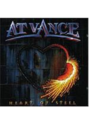 At Vance - Heart Of Steel (Remastered And Expanded) (Music CD)