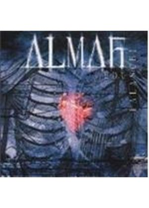 Almah / Edu Falaschi - Almah (Music Cd)