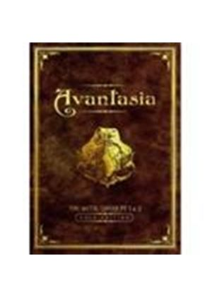 Avantasia - The Metal Opera Parts I And II [Golden Edition] (Music CD)