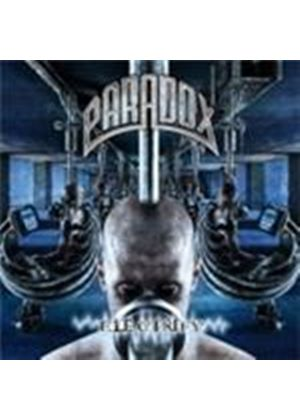 Paradox - Electrify (Music CD)