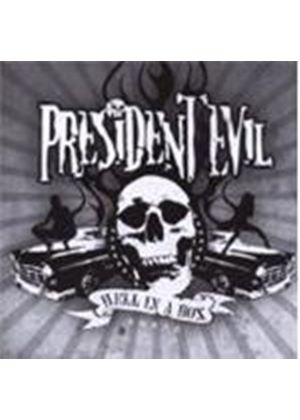President Evil - Hell In A Box (Music Cd)