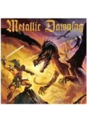 Various Artists - Metallic Dawning (Music CD)