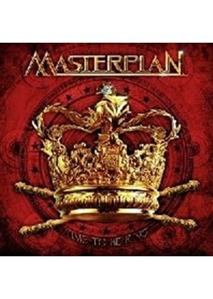 Masterplan - Time To Be King (Music CD)