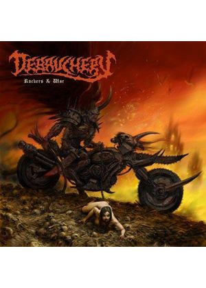 Debauchery - Rockers & War (Music CD)