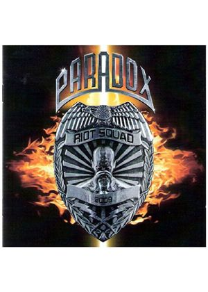 Paradox - Riot Squad (Music CD)