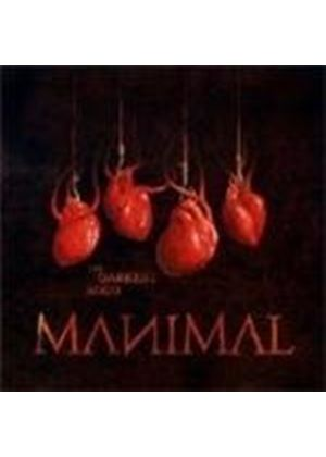 Manimal - Darkest Room, The (Music CD)