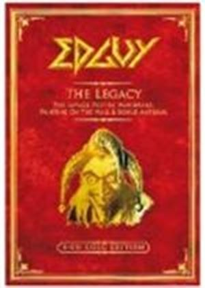 Edguy - Legacy, The (Music CD)