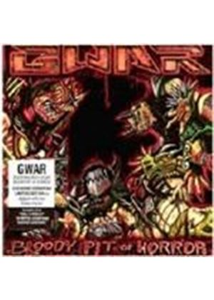 GWAR - Bloody Pit Of Horror (Music CD)