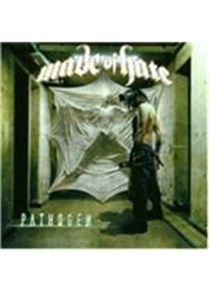 Made Of Hate - Pathogen (Music CD)