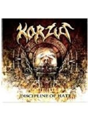Korzus - Discipline Of Hate (Music CD)