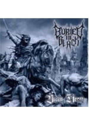Buried In Black - Black Death (Music CD)