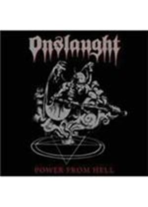Onslaught - Power from Hell (Music CD)