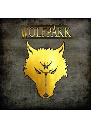 Wolfpakk - Wolfpakk (Music CD)