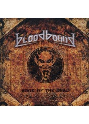 Bloodbound - Book of the Dead (Music CD)