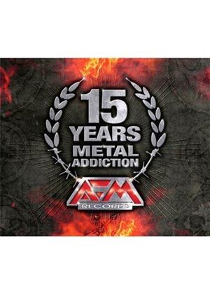Various Artists - 15 Years (Metal Addiction) (Music CD)